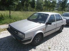 1984 Nissan Sunny 1.3 GL (Nutrilo) Tags: nissan sunny 1984 13 gl