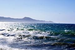 Sur la côte vers la baie de Morphou