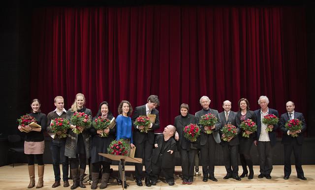 Die Preisverleihung 2013 © Martin Walz