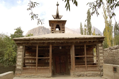 Masjid-e-Amburik Shigar 0