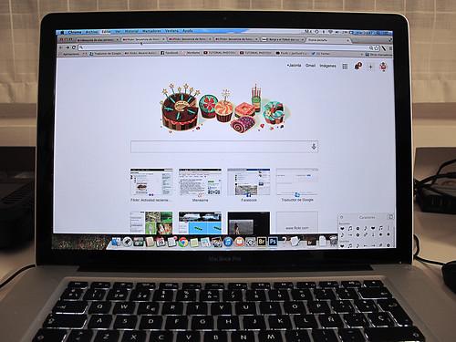 google me felicito tambien!!!!!