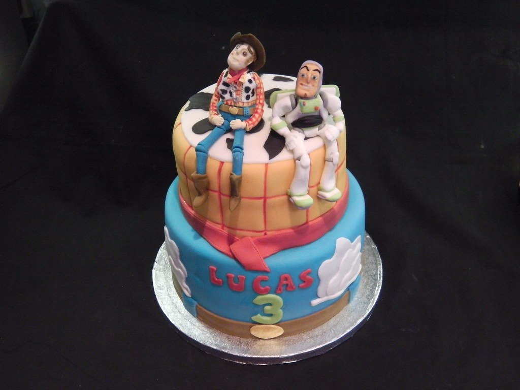 Toy Story Gum : The world s newest photos of and cakes flickr hive mind