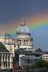 To enjoy the rainbow you must endure the rain... (A l i b i p h o t o) Tags: bigmomma ultraherowinner gamesweepwinner