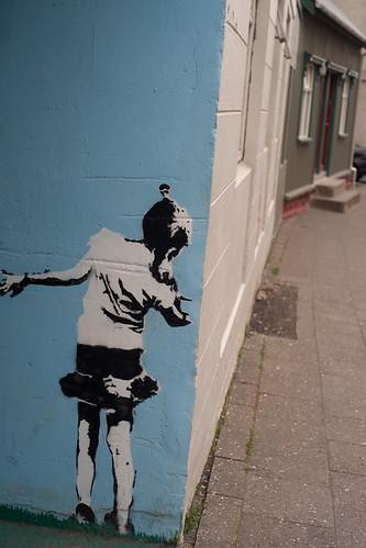 Iceland 2014 - Reykjavik - Street Art - DSC05760