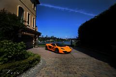 McLaren (foxjordan727) Tags: seattle new spider cool fast mclaren medina loud rare bellevue supercars mp412c