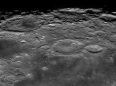 Hevelius Crater (Ted Dobosz) Tags: moon 11 craters lunar 25x powermate celestron rima c11 rille rimae dmk23u274 havelius
