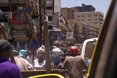 Shopping center in Kampala