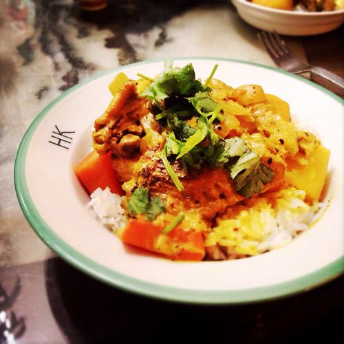 Macanese, Style, Portuguese, Curry Chicken, recipe, food, macau, 澳門, 葡國雞