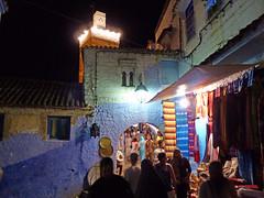 CHAUEN MEZQUITA - MARRUECOS (Pixeltravel) Tags: tourist morocco maroc medina chefchaouen marruecos turista touriste chauen xauen djebala yebala