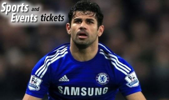 Diego Costa Backs for Chelseas Champions League Game Against PSG