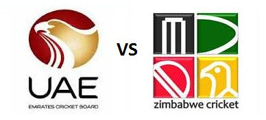 Live ICC Cricket Scores | ICC Cricket Results : UAE Vs ZIM