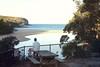 Wattamolla Beach Lookout 1 (everyday sh⊙_☉ter) Tags: park beach forest sydney waterfalls kookaburra wattamolla garie royalnationalpark audley stanwell hackerriver