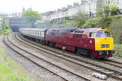 The Western Challenger (ashthemainman) Tags: london station is great working champion plymouth first via western paddington while seen challenger the okehampton d1015 0737 1z52