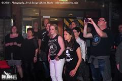 2016 Bosuil-Het publiek bij The Steepwater Band en Ricky Warwick & Damon Johnson 2