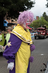 You Talking To Me? (UnsignedZero) Tags: california weather out outside outdoors cloudy outdoor object clown roseparade santarosa item outsides celebrationevent santarosadowntown