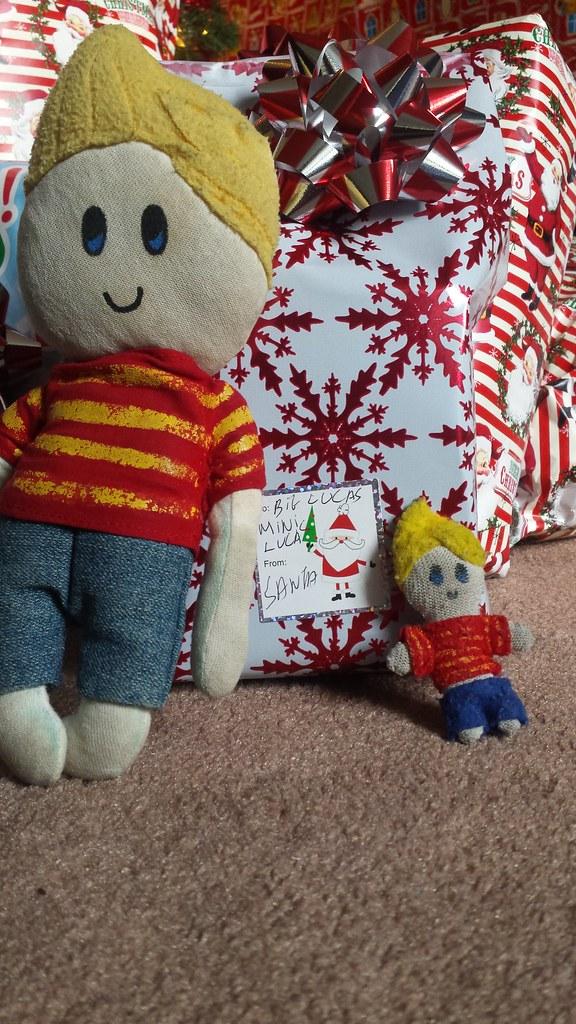 Ninten And Claus