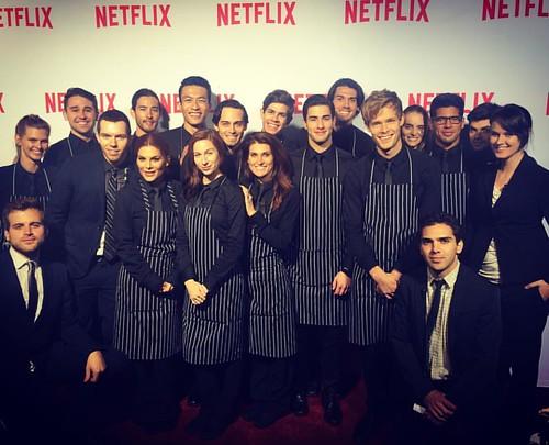 #JessicaJones screening and Q&A! #Netflix #kristenritter #paramountstudios #events #staffing #thefoodmatters @thefoodmatters #hollywood #girlboss #200ProofLA #200Proof