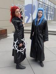 Axel & Saix (Wrath of Con Pics) Tags: cosplay axel saix kingdomhearts momocon momocon2016
