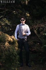 IMG_1737 (WillyYang) Tags: boy men fashion forest canon 50mm groom cool handsome beautifullight 50mmf12 50l