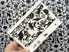 Sketch for time-travel damask (Don Moyer) Tags: ink pattern drawing stonehenge moyer brushpen unit donmoyer