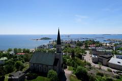 y_Hanko (Paivi Hannele) Tags: sea building landscape hanko meri luonto ranta thisisfinland pitsihuvila ourfinland visithanko