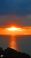 IMG_3940 (49Carmelo) Tags: puestadesol ocaso santander horizonte marcantabrico