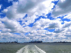 It's About the Clouds (Keith Michael NYC (1 Million+ Views)) Tags: nyc newyorkcity ny newyork brooklyn clouds newjersey jerseycity manhattan