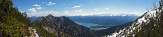 Panorama Kochelsee (freiraum7) Tags: sony 28mm f2 fe sel ricoh a7 gw3 i wideangleconverter sel28f20 0x75