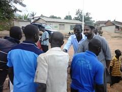 Waqare amal at Tabita before Commissioning of mosque (18) (Ahmadiyya Muslim Youth Ghana) Tags: new amal eastern region mosques youths ahmadi commissioned mka majlis ahmadiyya mkaer khuddamul waqare