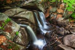 Trap Falls (t s george) Tags: spring newengland colorefexpro trapfalls willardbrook canon5dmarkii
