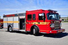 Toronto Fire Training Pumper - 1 (KNL-17) Tags: toronto nikon fireengine d5 spartan pumper dependable torontofireservices trp1 spartanmetrostar trainingpumper sigma24105mmf4oshsm