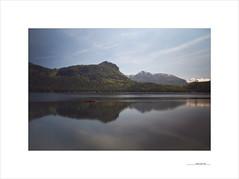 Altausseer See (E. Pardo) Tags: mountain lake berg reflections landscape lago austria see paisaje montaa landschaft spiegelung reflejos altaussee salzkammergut ausseerland