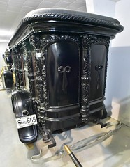 1926 Hudson Hearse (D70) Tags: park heritage by museum vancouver woodwork over engine super company funeral hudson antiques ornate six hearse transmission association chilliwack 1926 3speed operated weighs bccanada tedwards threshermens atchelitz 6500lbs