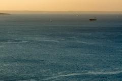 (Brisa Andrade) Tags: sunset sea sol mar do day waves dia ways por ondas