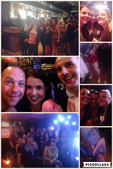 What a night! (*Vindaloo*) Tags: selfportrait reunion collage hpad2016 hpad280516