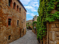 Peratallada (Meino NL) Tags: espaa spain catalunya espagne costabrava spanje peratallada medievalvillage cataloni middeleeuwsdorp