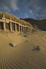 Dail Beag Beach (Birdmanjag) Tags: sunset beach landscape scotland lewis outerhebrides