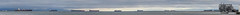 holding in line (pbo31) Tags: sanfrancisco california city sky urban panorama color bay spring holding nikon marine ship may large overcast vessel panoramic line container embarcadero sail southbeach stitched 2016 pier32 boury pbo31 pier30 d810