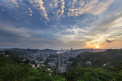 _IMG_9777 (Len) Tags: sky clouds sunrise landscape dawn harbor daylight twilight cityscape taiwan trails   dawning  hy daybreak gettyimages  keelung 6d traffictrails    dayspring     keelungharbor       keelungport       ef1635mmf28liiusm 1635lii   reversegnd  1