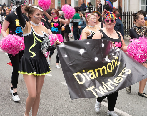 PRIDE PARADE AND FESTIVAL [DUBLIN 2016]-118169