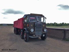 AEC Mammoth Major NBP 536 (Shaun Ballisat Transport Photography) Tags: old 3 brick classic truck vintage photography sussex major three photos mark united iii transport historic company vehicles lorry commercial mammoth vehicle trucks dorking nbp lorries mkiii 536 aec nbp536