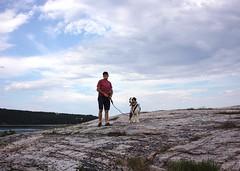 (Jocelyne Gagn) Tags: nature claude paysage mika rocher tadoussac cielbleu fjorddusaguenay amriquedunord