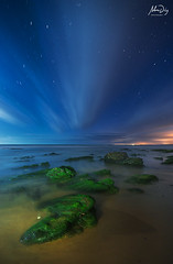 Caressed by clouds (alonsodr) Tags: longexposure nightphotography seascape lightpainting portugal night marina noche nocturnal sony torch nocturna alpha alonso aljezur carlzeiss linterna largaexposicin costavicentina alonsodr alpha99 a99 fotografanocturna alonsodaz cz1635mm