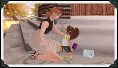 A Special Gift1 (cady.amelia) Tags: pose kc trompeloeil reverie 3dtrees hpmd truthhair alirium colormecute cutebytes tictottoe