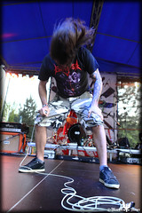 UNBIRTH at Flesh Party 2016 (Martin Mayer - Photographer) Tags: party music flesh concert extreme grind core koncert hudba 2016 unbirth sere