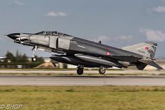 F-4E Phantom, Turkish Air Force, Anatolian Eagle 2016, Turkey (SHGP) Tags: pakistan canon turkey eos force eagle aircraft aviation air jet sigma f16 terminator phantom f4 turkish nato anatolian 2016 700d 150500mm
