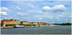Strandvgen - Stockholm (lagergrenjan) Tags: strandvgen stockholm nybroviken btar