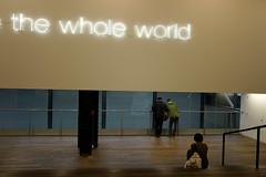 the whole world (aka Jon Spence) Tags: london gallery artgallery tatemodern southbank thewholeworld