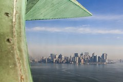 From the crown (Travis Modisette) Tags: nyc newyorkcity crown newyears statueofliberty