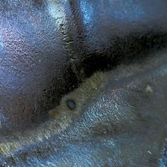 abstrait-figuratif (fransje 2103) Tags: abstract metal square outside rust paysbas 500x500 bouch juni2016 detailsculpure